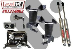 Level Tow Advanced Towingby Ridetech Fits 1999-2006 Silveradosierra1500 4wd