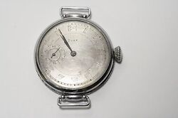 Watch Rare Antique Wrist Watches Doxa Collectible Very Old And Large