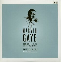 Marvin Gaye - How Sweet It Is - Once Upon A Time 7inch 45rpm Sc Ltd. - S...