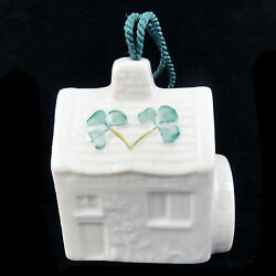 Ballymist Mill By Belleek 2.75 New Never Used Made In Ireland Ornament Bell