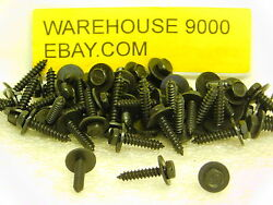100 Hex Head Sems Tapping Screws Auveco 12742 Gm1150339611503483 General Use