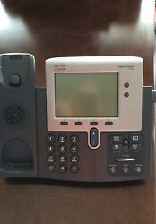 Qty 50-cisco Ip Phone Handset 7942 And Qty 3-cisco 24 Port Poe 2960 Switches