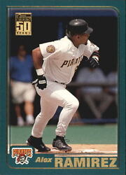 2001 Topps Bs 302-401 You Pick