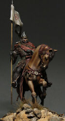 Horse Knight Templar Tin Painted Toy Soldier Pre-sale   Museum Quality