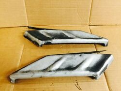 Marine Boat Deck Side Vent Trim Covers From 1993 Crownline 250 Cr