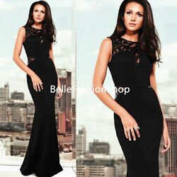 NEW Sexy Women Hollow Evening Party Ball Prom Cocktail Long Bodycon Dress 065a $29.99