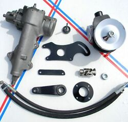 75 76 77 78 79 Ford F100 F150 F250 F350 2wd Truck Power Steering V8 Or 6 Cyl.