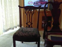 Queen Anne Arm Chair 1201 Karges Furniture Has Been In Evansville,in For 125 Ye