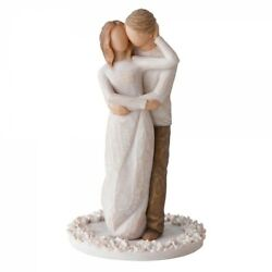 Willow Tree Figurine - Cake Topper - Together 27162 By Susan Lordi