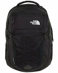 Size Recon Tnf Black One North Face Unisex Hiking Backpack Rucksack Women 24k Go