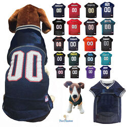 Nfl Fan Gear Dog Jersey Shirt For Dogs-all Teams-pick Yours Xs-2xl Xxl Big Size