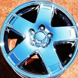 Set Of 4 New Chrome 18 Dodge Magnum Charger Awd Factory Oem Wheels Rims 2247