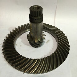 John Deere Yz120658 Yz120594 Re28091 R88605 R84999 544e Loader Ring And Pinion