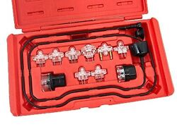 11pc Electronic Fuel Injection Signal Noid Light Tester Set Gm Ford Bosch Geo