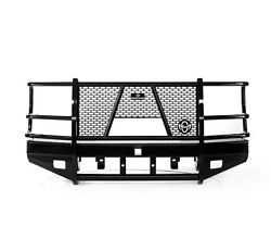New Ranch Hand Winch Front Bumper 2017 2018 Ford F250 F350 17 Sport Front Bumper