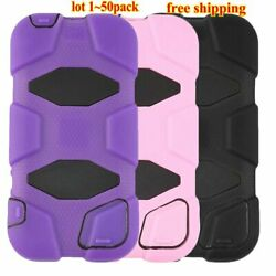 LOT Armor Series Waterproof iphone case cellphone case for Phone 55S