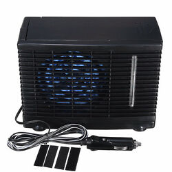 12V Portable Auto Car Cooler Cooling Fan Ice Water Evaporative Air Conditioner