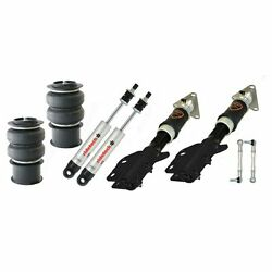 Ridetech Air Ride Air Suspension Kit Fits 2015-2018 Ford Mustang Gteco Boost
