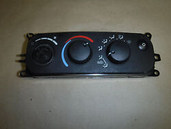 2001-2002 DODGE DAKOTA 03-05 RAM CLIMATE CONTROL UNIT (C1-x) 55056408ac