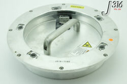 7160 NOVELLUS CHAMBER COVER W PHOTOELECTRIC SWITCH (E3S-AT66-D) 15-257176-02
