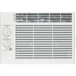 General Electric AEY05LV 5000 BTU Window Air Conditioner - White