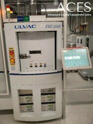 Ulvac XeF2 release etch cluster tool FRE-200E