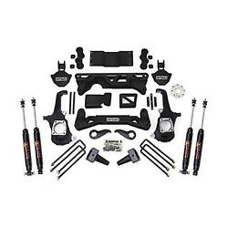 Fits 11-17 Gm 2500/35hd 4wd/2wd Readylift 5-6 Off-road Lift Kit With Shocks.