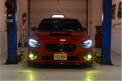 2015-2017 Subaru WRXSTi C-Light Switchback LED Boards with Instant Drivers