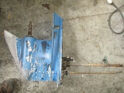 1990 Evinrude Ve120tlesb 120hp Outboard 20 Lower Unit