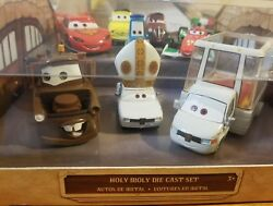 Disney Pixar Cars Holy Moly Set Die Cast Mcqueen Matter Car Toy Boy Collectible