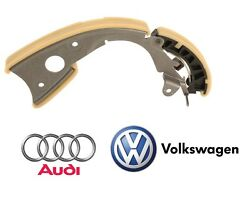 Engine Motor Timing Chain Tensioner Guide Rail Genuine For Vw Audi A4 Touareg S5