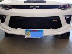 License Plate Bracket For 2016-2018 Camaro W Ground Effects (Removable Metal)