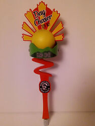 Woodchuck/pabst Day Chaser Hard Cider Beer Sign Tap Handle..nib.