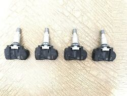 Brand New Set Of Four 4 Oem Genuine Bmw Tpms For 2017 2018 M3 And M4 F80/f82
