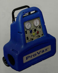 PROMAX - PRO VAX REFRIGERANT RECOVERY  SYSTEM - NEW
