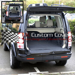 Land Rover Discovery 4 Tailored Boot Liner Mat Dog Guard 2009-2016 022