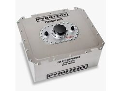 5-8-10-12-15-17-18-22-24-26-32-40-50-60 Ga Pyrotect Fuel Cell,aluminum W Bladder