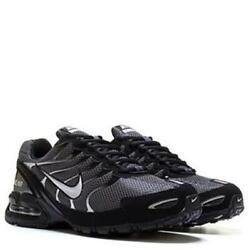 343846 002 NIKE AIR MAX TORCH 4 Men's Shoes Pick Size BlackAnthraciteSilv NIB