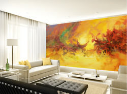 3d Confused Painting 7 Wall Paper Murals Wall Print Wall Wallpaper Mural Au Kyra
