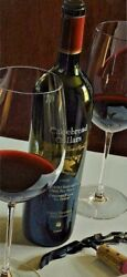 """Thomas Arvid """"bear Necessities"""" Wine Art - Signed And Numbered Canvas - 16 X 35"""