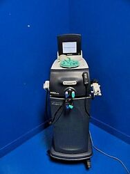 ETHICON SMART-VAC MAMMOTOME SCM12 BIOPSY SYSTEM W/ ST HOLSTER &HANDCONTROL~13661