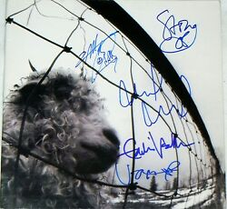 PEARL JAM HAND SIGNED AUTOGRAPHED VS ALBUM BY ALL 5! RARE WPROOF! HALL OF FAME!