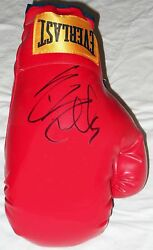 Sylvester Stallone Rocky Hand Signed Autographed Full Size Boxing Glove W/proof