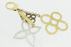 Louis Vuitton Bijoux Sac Tapage CharmKey Ring M65090 Authentic FS from Japan