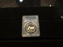 1984 Ms 69 Deep Cameo Year Of The Rat With Box And Paper Work Free Shipping