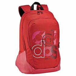 Adidas NEO Backpack In Red For SchoolTravel And Training (BQ1270)