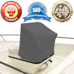 Boat Accessories 300d Boat Center Console Cover Large 45and039and03946and039and03940and039and039 Storage
