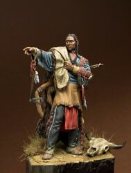 Noble Sioux Warrior Native Americans Painted Toy Soldier Pre-sale   Museum