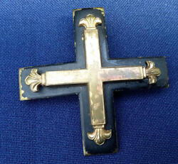 Russian Civil War White Russia Order Medal Baltic Cross For German Fighters