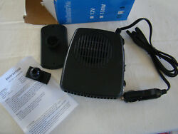 12V Car Auto Vehicle Portable Heater Heating Defroster 421706